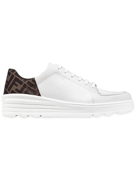 FF monogram sneakers