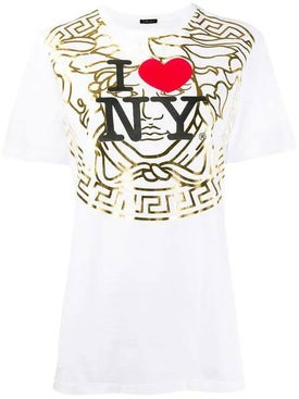 Versace - New York T-shirt - Women
