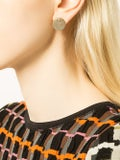 Eddie Borgo - Pinned Paillette Earrings - Women