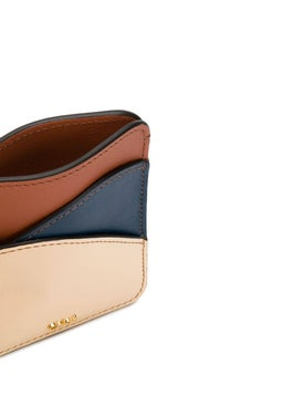 Chloé - Logo Card Holder Multicolor - Wallets