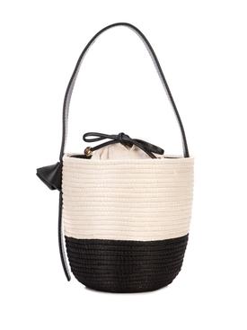 Lunchpail bucket bag BLACK