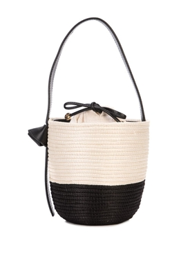 Cesta Collective - Lunchpail Bucket Bag Black - Women