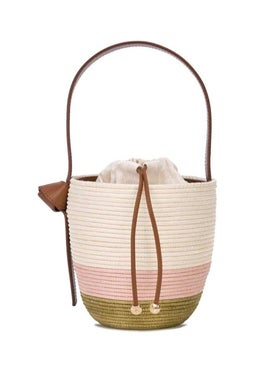 Cesta Collective - Lunchpail Bucket Bag Pink - Women