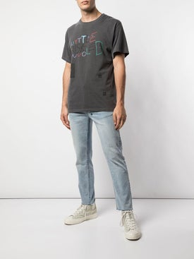 Luv Collections - Little Risk T-shirt Grey - Men