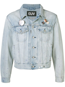 STUDIO DENIM JACKET BLUE