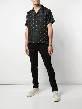 Amiri - Star Short Sleeve Shirt - Short Sleeves