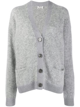 Acne Studios - Rives Mohair Cardigan - Women