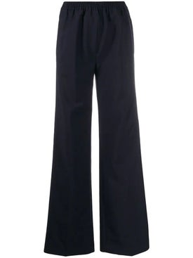 Acne Studios - Navy Pammy Wo Mo Suit Trousers - Women