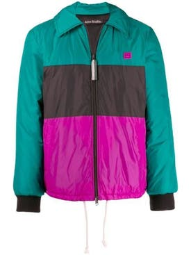 Acne Studios - Odgar Color-block Padded Jacket - Men
