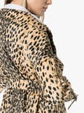 Jacquemus - Leopard Print Belted Trench Coat - Women