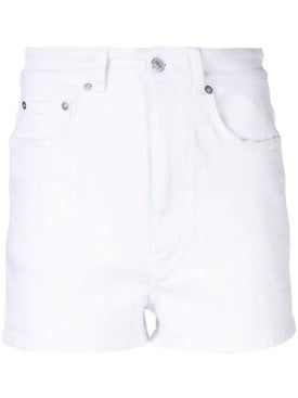Givenchy - White Denim Shorts White - Women