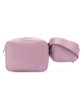 Acne Studios - Musubi Belt Pouch Bag Old Pink - Women