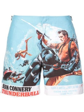 Orlebar Brown - Orlebar Brown X 007 Thunderball Swim Trunks - Men