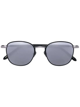 Linda Farrow - Silver-tone Tinted Sunglasses - Men