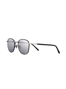 Silver-tone tinted sunglasses