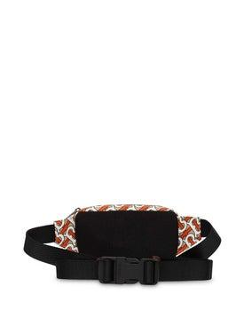 Burberry - Mini Monogram Print Bum Bag Multicolor - Belt Bags