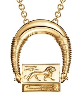 18kt gold odyssey necklace