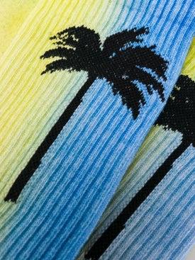 Palm Angels - Tie Dye Palm Socks Multicolor - Socks