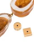 Jacquemus - Almond Earrings - Women