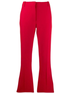kickflare tailored trousers