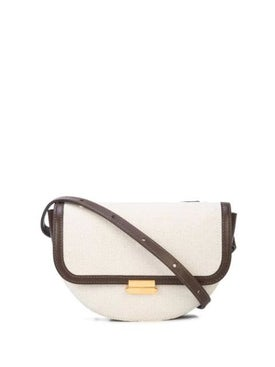 Wandler - Anna Canvas And Leather Buckle Belt Bag - Belt Bags