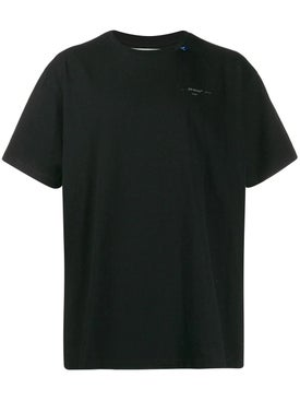Off-white - Unfinished T-shirt Black - Men