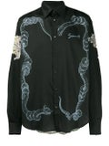 Givenchy - Icarus Print Shirt - Men