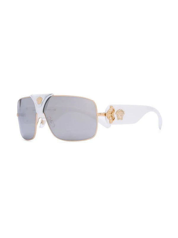 search for authentic watch modern design Squared Baroque sunglasses
