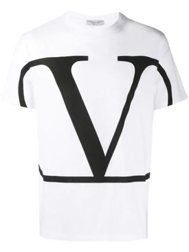 Vlogo T-shirt WHITE
