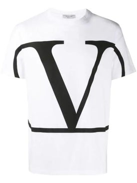 Valentino - Vlogo T-shirt White - Men