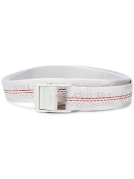 Off-white - Mini Industrial Belt White - Women