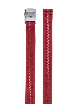 Off-white - Mini Industrial Belt Red - Women