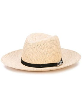 Maison Michel - Straw Natural Kate Hat - Straw