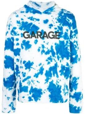 The Elder Statesman - Garage X The Elder Statesman Tie Dye Hoodie - Hoodies