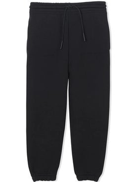 Burberry - Black Kids Logo Sweatpants - Kids