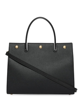 Small Leather Title Bag