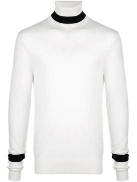 Neil Barrett - Wool Roll Neck Sweater - Men