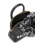 Balenciaga - Ville Top Handle Scarf Bag - Women