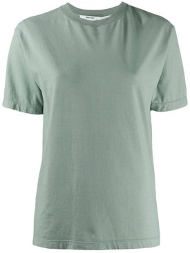Off-white - Shiny Arrows T-shirt Green - Women
