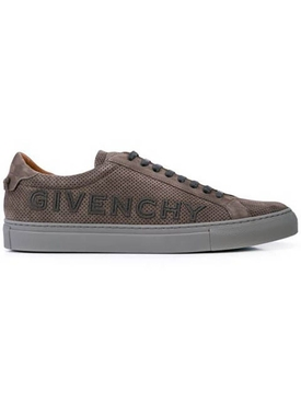 brown grey Urban Street sneakers