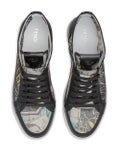 Fendi - Karl Kollage High Top Sneakers - Men