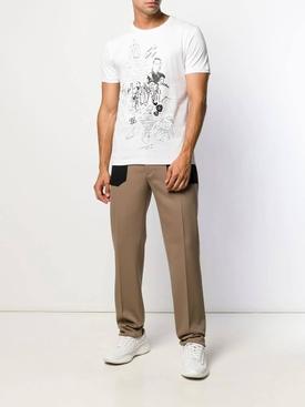 karl kollage t-shirt