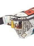 Fendi - Karl Kollage Belt Bag - Women