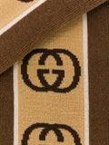 Gucci - Brown Monogram Socks - Men