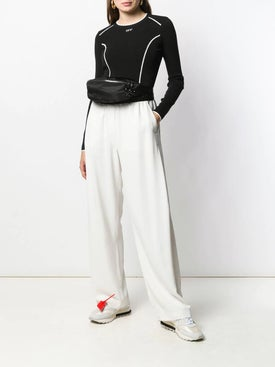 Off-white - Knit Athletic Top - Women