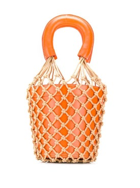 Staud - Apricot Moreau Bucket Bag - Women