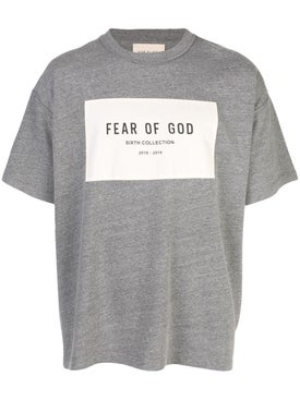 Fear Of God - 6th Collection T-shirt Grey - Men