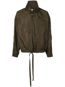 Fear Of God - Lightweight Track Jacket Olive Green - Men