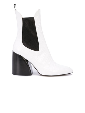 Chloé - Wave Ankle Boots - Women