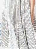 J.w. Anderson - Striped Handkerchief Dress - Women